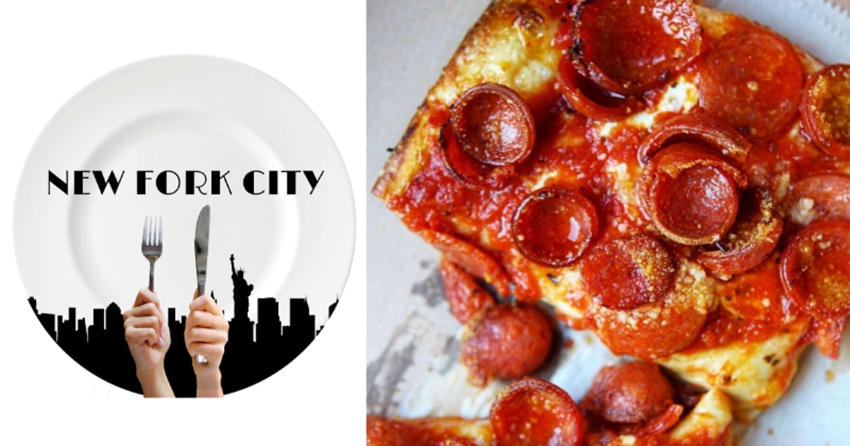 The New Fork City Instagram Account Delivers Drool-Worthy NYC Food Pics To Your Feed