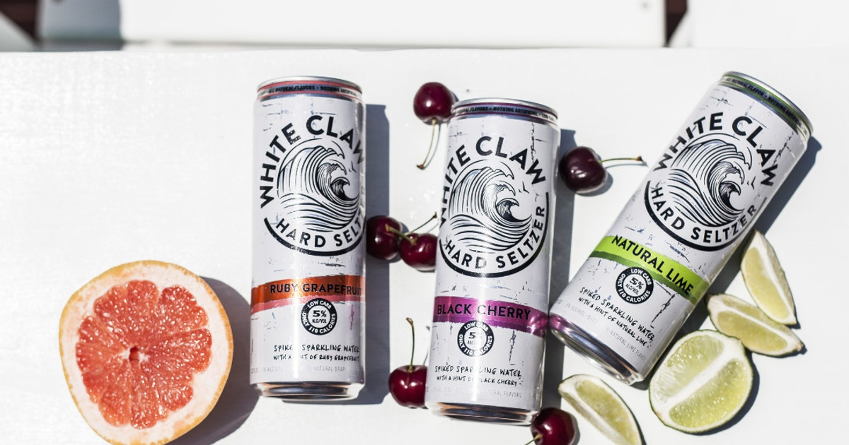 White Claw adopted the holy grail gay cocktail and made it mainstream