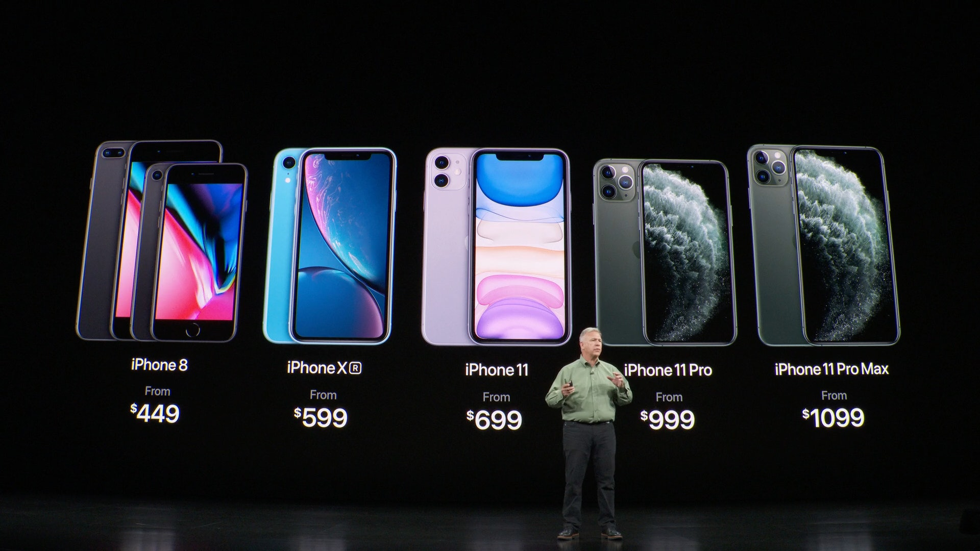 What Colors Do The Iphone 11 Pro Pro Max Come In There S
