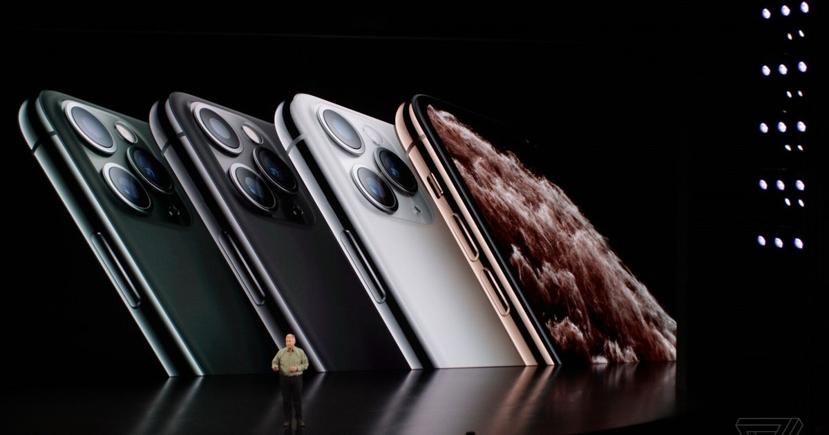 How Much Is The iPhone 11 If I Trade In My Older Phone? Apple's Offering You A Deal