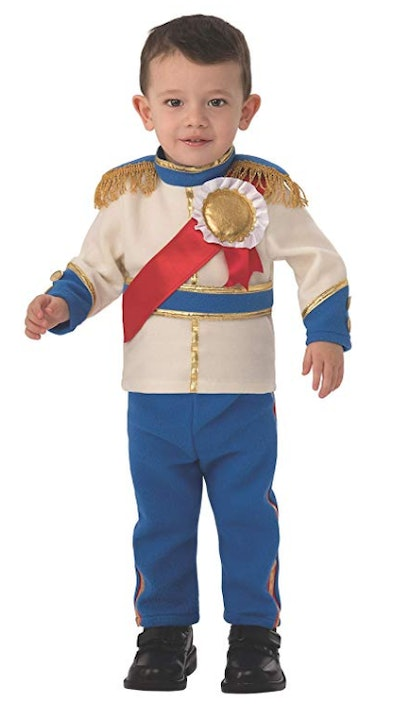 Mini Monarch Infant Prince Costume