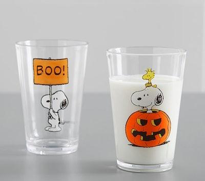 Charlie Brown Halloween Tumblers