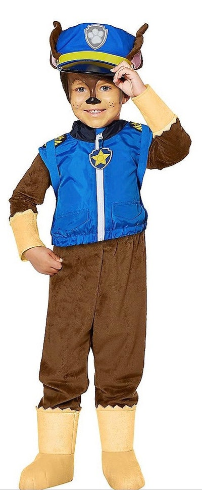 Toddler Deluxe Chase Costume