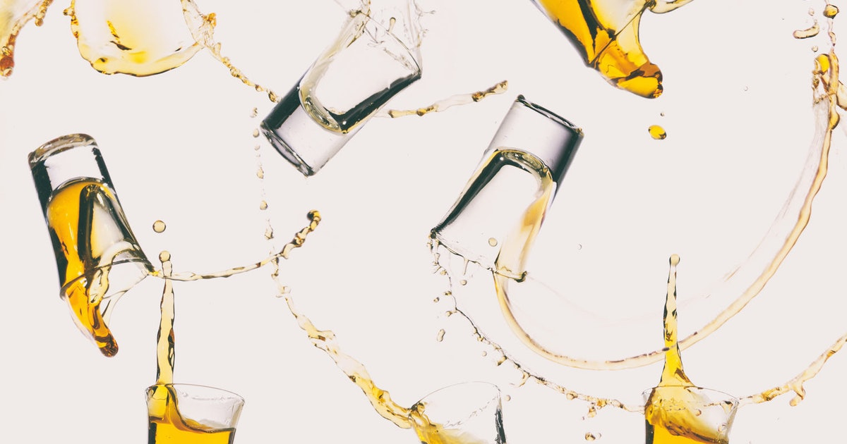 I tried mindful drinking, a more intuitive way to imbibe