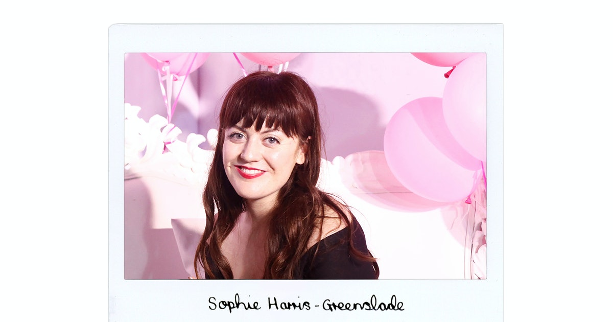 Nail Artist Sophie Harris-Greenslade Takes On The Bustle Booth