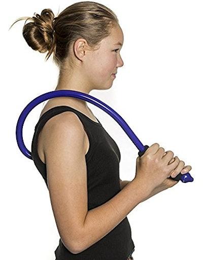Q-Flex Acupressure Back & Body Massage Tool
