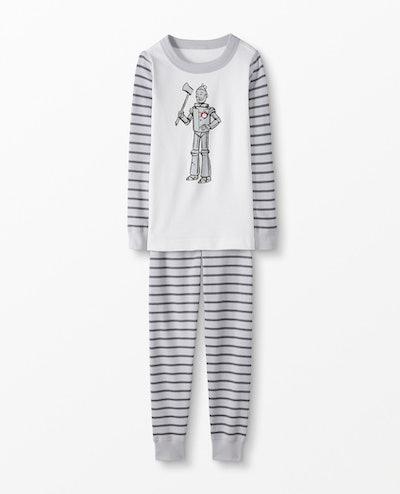 The Wizard Of Oz™ Character Long John Pajamas In Organic Cotton