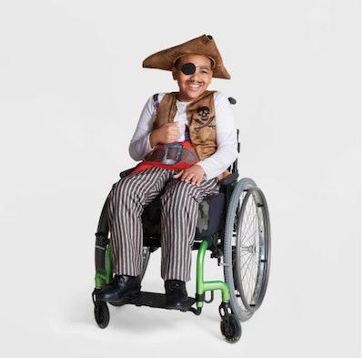 Adaptive Pirate Halloween Costume