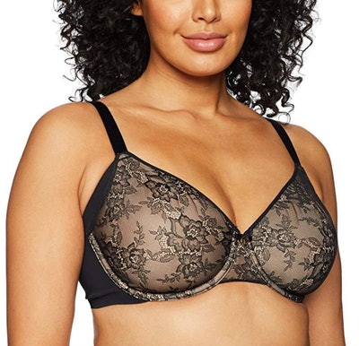 Curvy Couture Flawless Lace Bra
