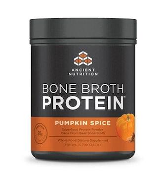Bone Broth Protein Pumpkin Spice