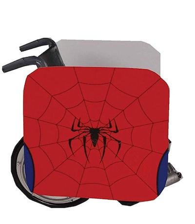 Spiderman Lookalike Wheelchair Costume