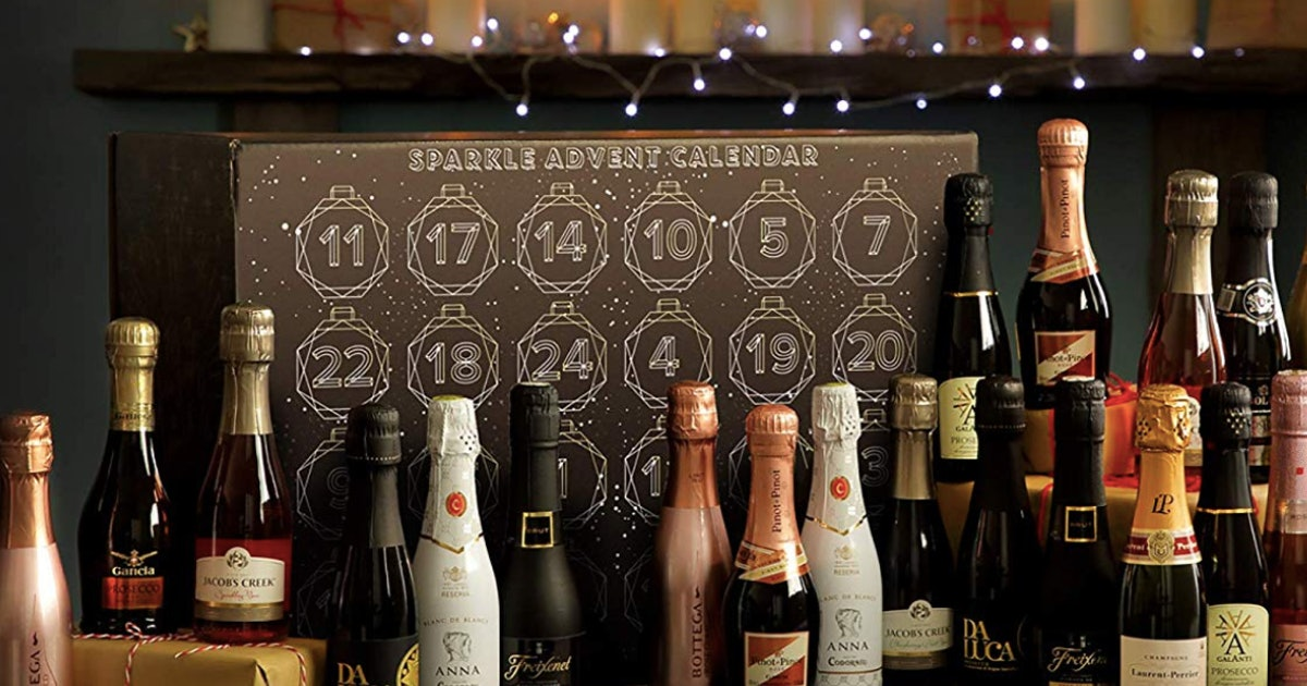 This Prosecco Advent Calendar Is A Sparkly Way To Count Down To Christmas