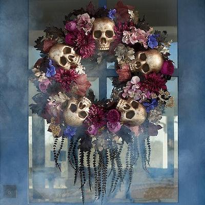 Eerily Enchanted Wreath