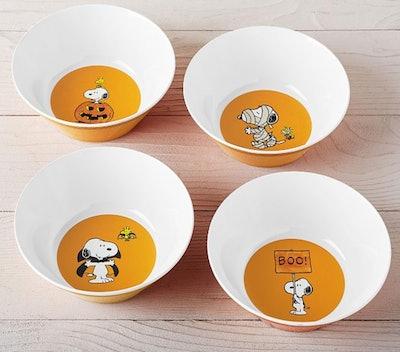 Charlie Brown Bowls