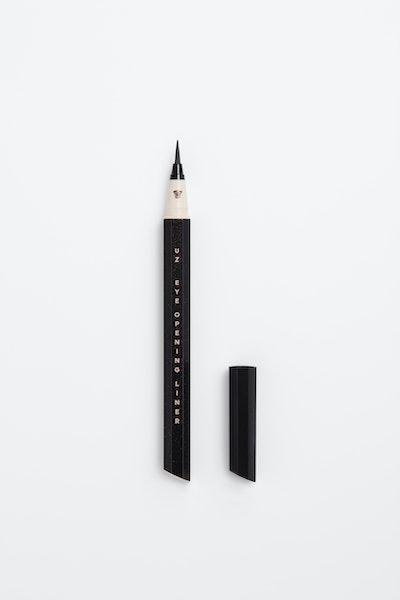 Eye Opening Liner 7 Shades of Black in Metallic Black