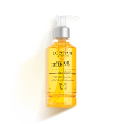 Cleansing Oil-to-Milk