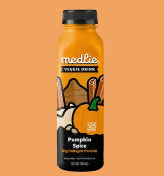 Pumpkin Spice with Collagen