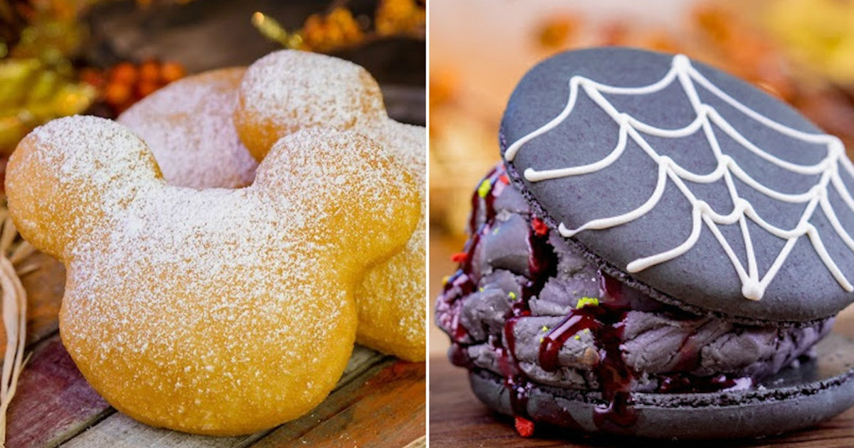 This Disneyland Halloween Treats 2019 Roundup Is Tasty & Boo-tiful For The 'Gram