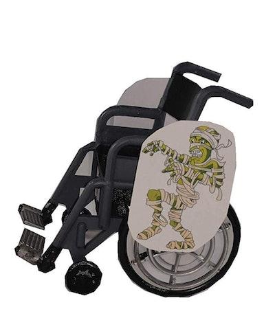 Zombie 2 Wheelchair Costume