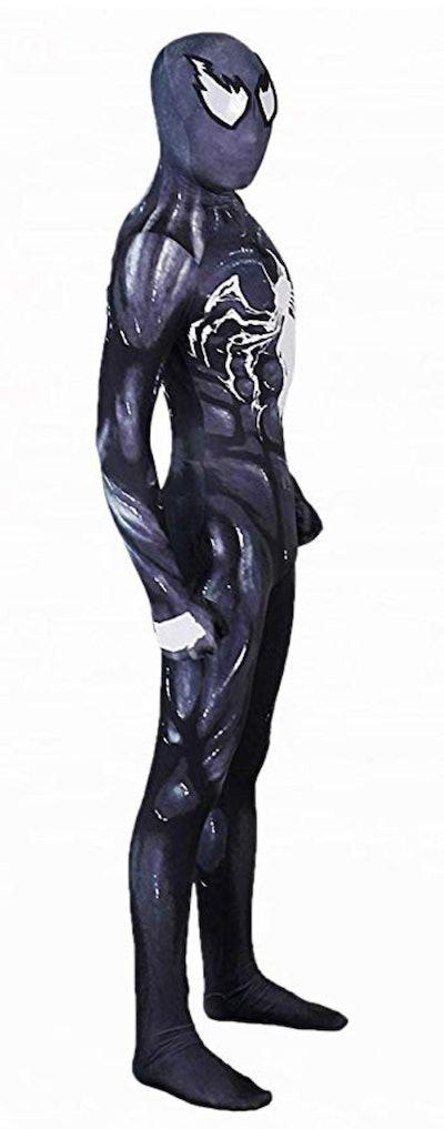 Unisex 3D Spiderman Suit