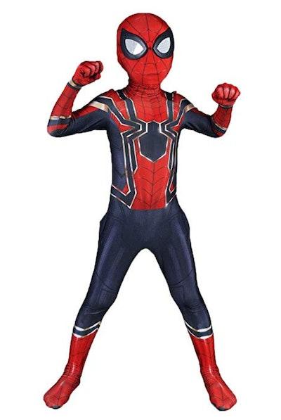 Unisex Lycra Spandex Zentai Spiderman