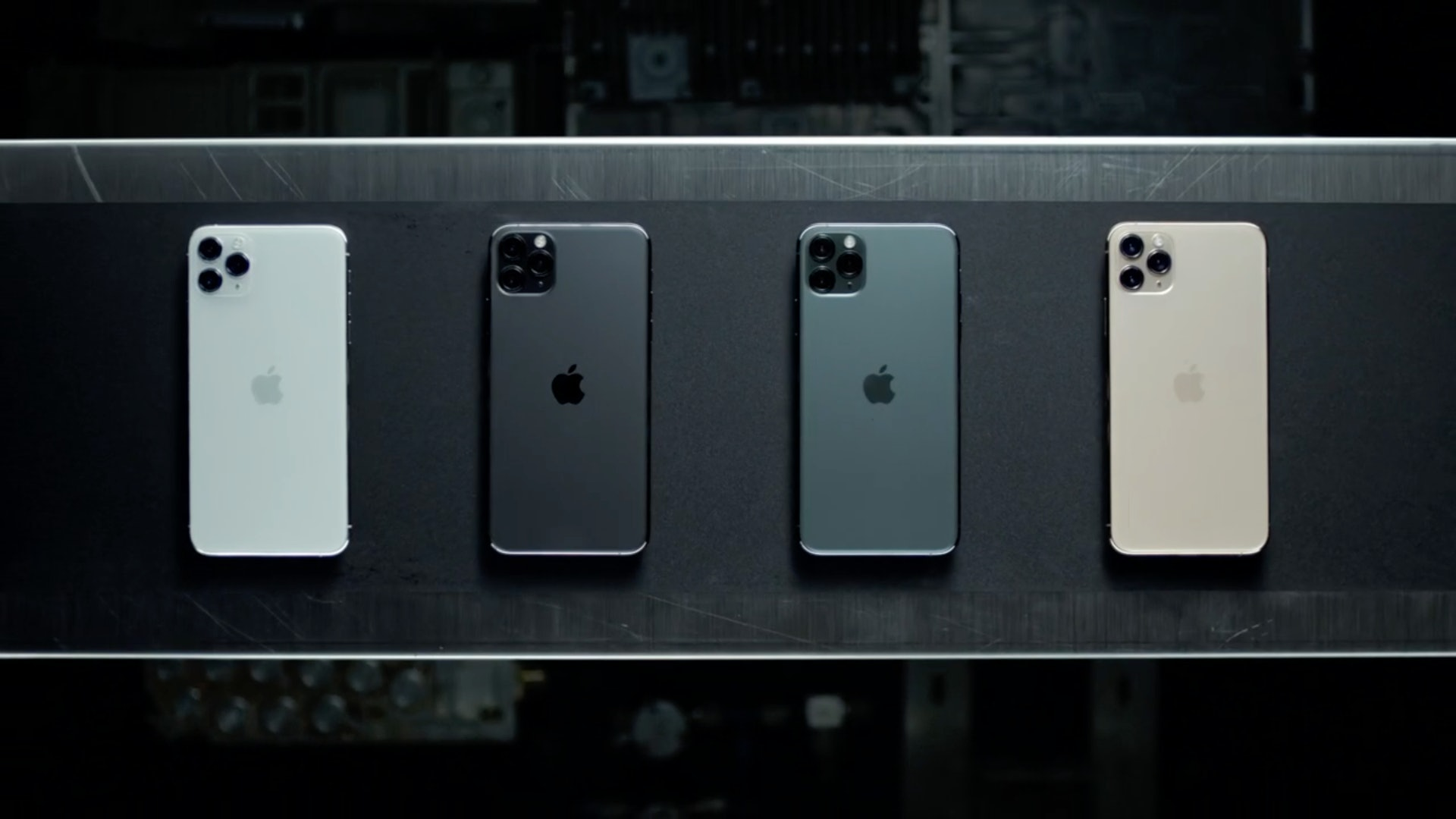 What Colors Do The iPhone 11 Pro \u0026 Pro Max Come In? There\u0027s