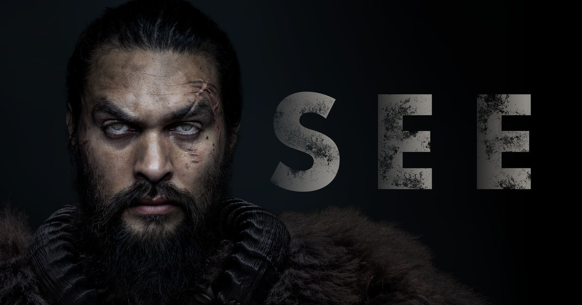 Apple TV+'s 'See' Trailer Puts Jason Momoa In A Post-Apocalyptic World Devoid Of Sight — VIDEO