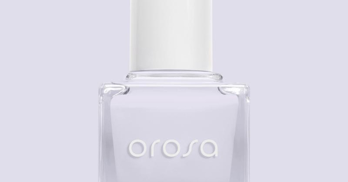"Orosa's Fall 2019 Nail Polish Collection Makes A Convincing Case For This New ""Neutral"""