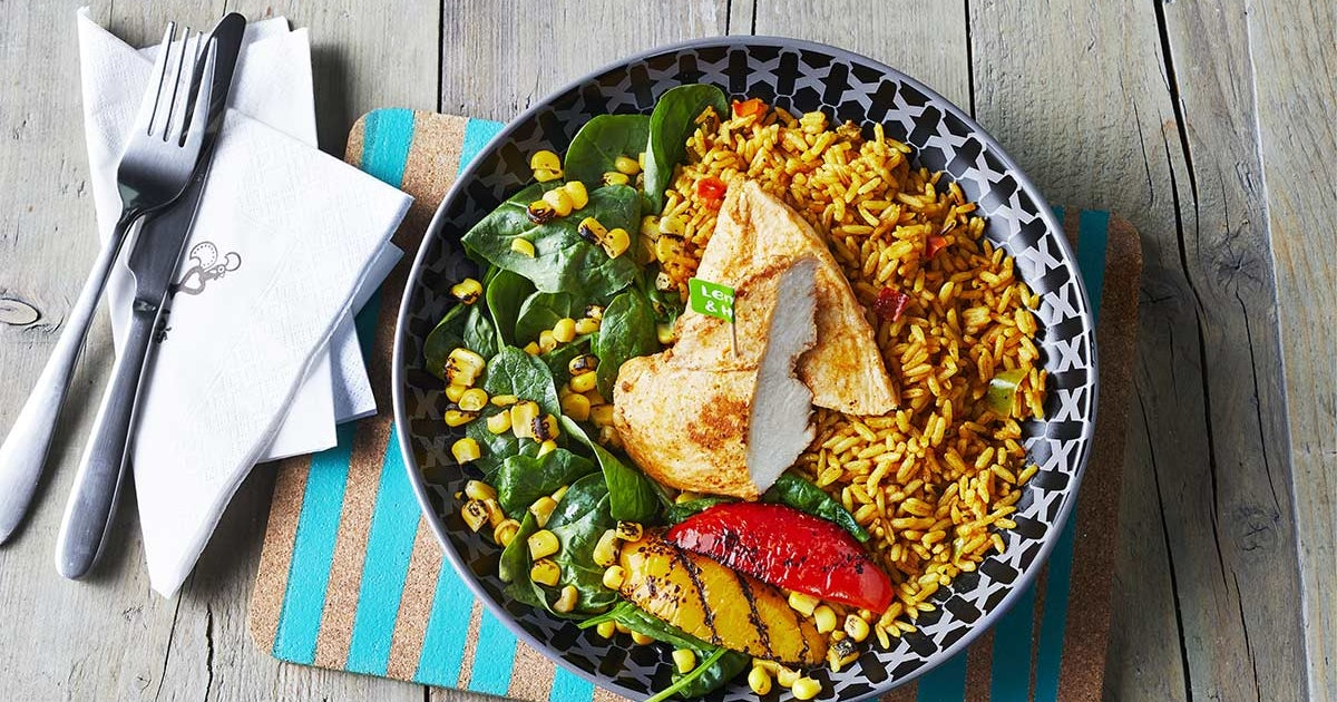 Nando's New Lunch Menu Is Full Of Delish Chicken Dishes For Under A Tenner