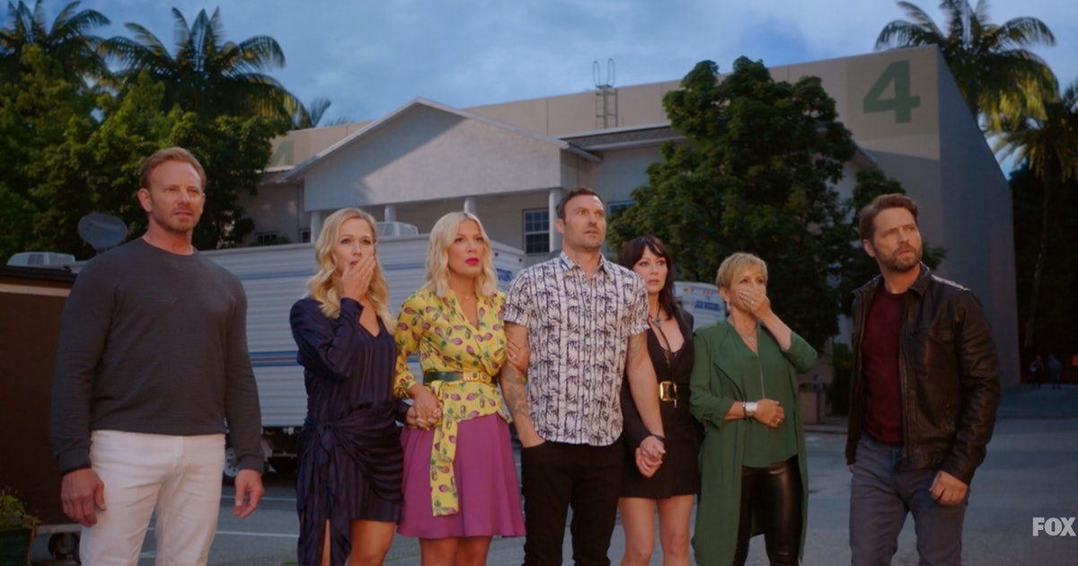 While 'BH90210' Return For A Second Season? Not Everyone Is Up To It