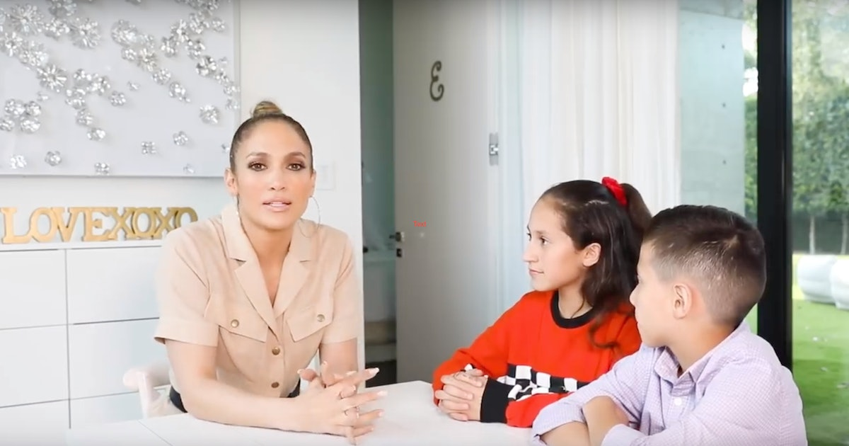 Jennifer Lopez's Kids Love To Perform Just Like Their Superstar Parents