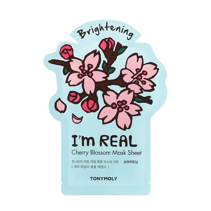 I'm Real Cherry Blossom Sheet Mask