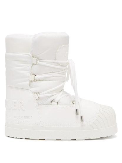 Moncler X Moon Boot® Après-Ski Boots