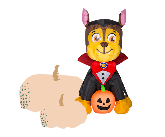 Inflatable Chase from Paw Patrol