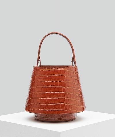 Lantern Bag in Tan