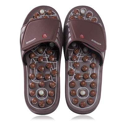 BYRIVER Therapeutic Acupressure Slippers