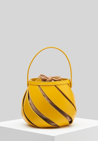 Helix Bag in Yellow