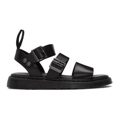 Black Gryphon Sandals