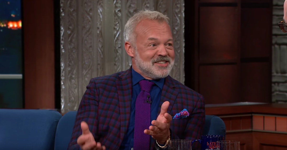 Graham Norton Just Spoke About His Most Outrageous Guest & The Details Will Blow Your Mind