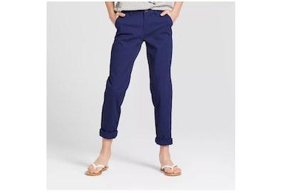 Girls' Twill Pants