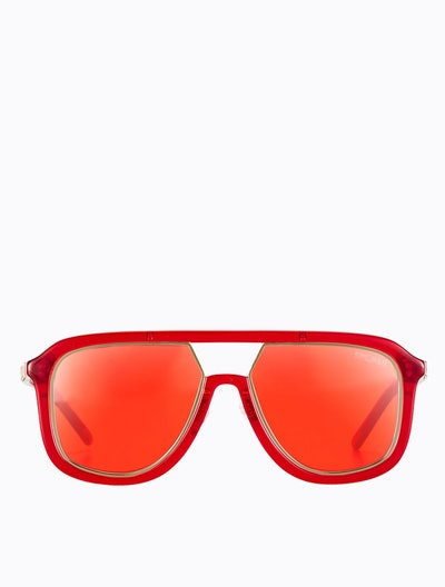 Stingray Red Aviators