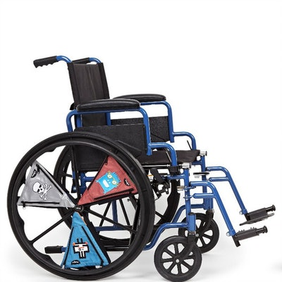 QuickSilverPie Manual Wheelchair Bag