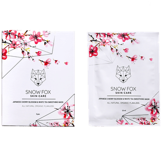 Japanese Cherry Blossom & White Tea Smoothing Mask