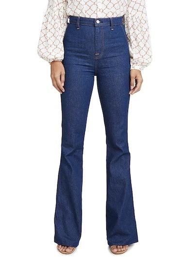 Modern 'A' Pocket Jeans In Avant Rise