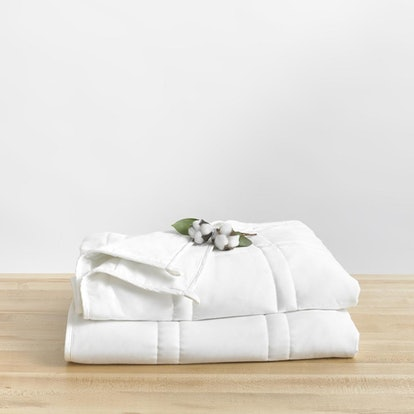 Cool Summer Cotton Eco-Friendly Weighted Blanket