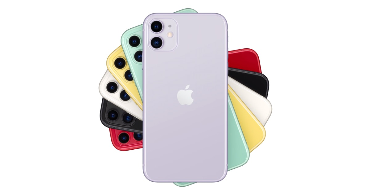 The iPhone 11 colors are better than the Pro's — why doesn't Apple make its best phone in its best colors?