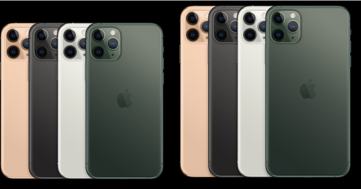 How Big Is The iPhone 11? The Screen Size & Dimensions Of The iPhone 11 Pro & iPhone 11 Pro Max