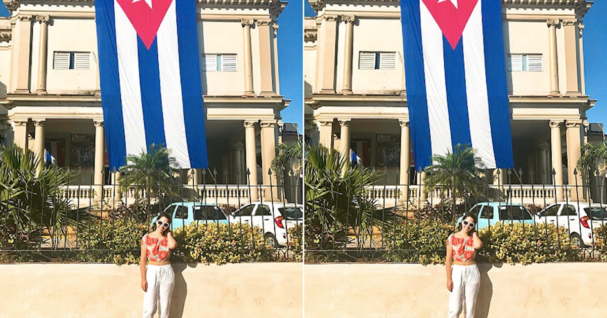 I Grew Up Not Feeling Latina Enough — Then, I Went To Cuba