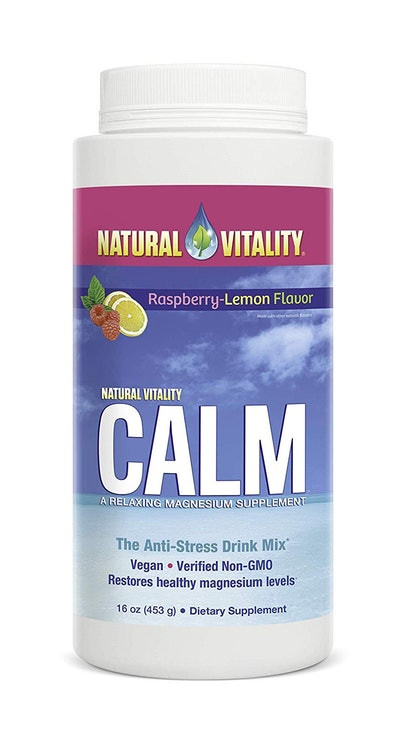 Natural Vitality Calm Anti-Stress Drink Mix