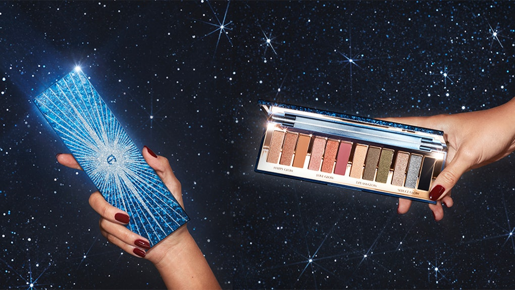 £60New! Starry Eyes to Hypnotise 2019 Christmas Limited Edition Eye Shadow Palette @Charlotte Tilbury